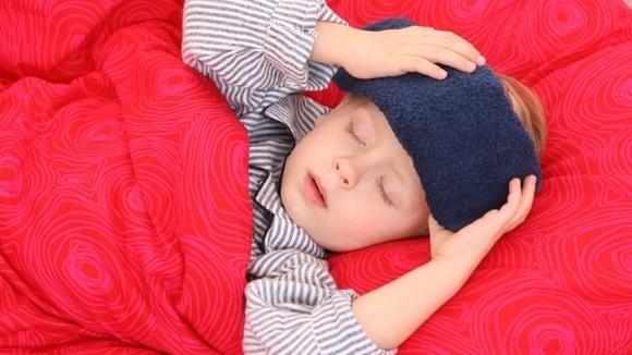 Ребенка морозит без температуры